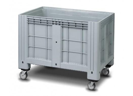 Пластиковый контейнер IBox на колесах