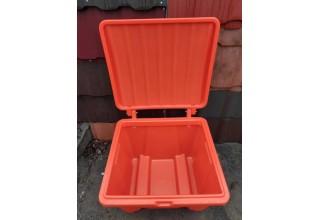 Ящик пластиковый для песка на 200 л