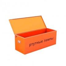 Контейнер для люминесцентных ламп 400Х1250Х300