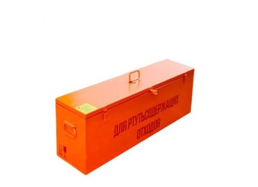 Контейнер для люминесцентных ламп 400Х1600Х300