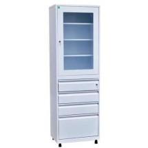 Медицинский шкаф ШМД-06