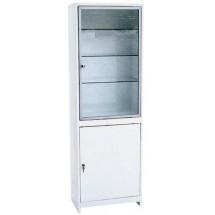 Медицинский шкаф ШМС-1-А