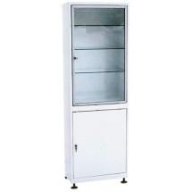 Медицинский шкаф ШМС-1-А-Р