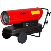Нагреватель дизельный 100кВт, 220В, прямой нагрев, бак 69л DIR-105 KIRK