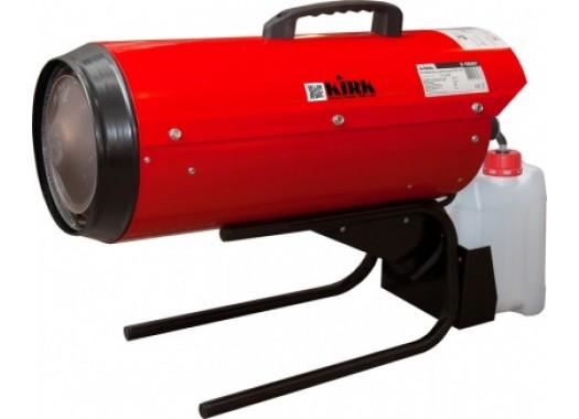 Нагреватель дизельный 14кВт, 220В, прямой нагрев, канистра 5л, авто DIR-14K KIRK