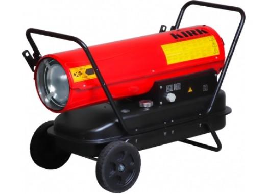 Нагреватель дизельный 20кВт, 220В, прямой нагрев, бак 19л, авто DIR-20 KIRK