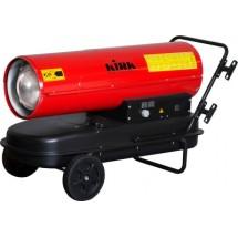 Нагреватель дизельный 50кВт, 220В, прямой нагрев, бак 56л, авто DIR-50 KIRK
