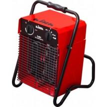 Нагреватель электрический 5кВт, 380В, прямоугол. корпус ELF-05/3 KIRK