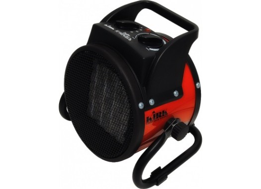 Нагреватель электрический 2кВт, 220В, круглый корпус, керам. нагрев. эл-т ELR-02/1 KIRK