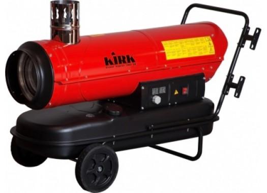 Нагреватель дизельный 30кВт, 220В, непрямой нагрев, бак 56л, авто IND-30 KIRK