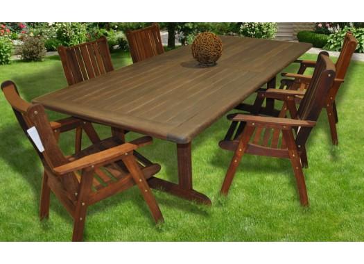 Стол обеденный деревянный TR15b