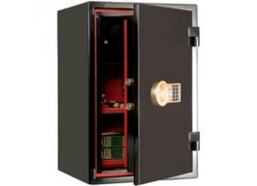 Эксклюзивный огневзломостойкий сейф GARANT-67TEL GOLD
