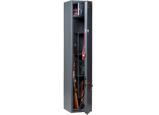 """Оружейный шкаф на 4 ружья """"Беркут-150 EL"""""""