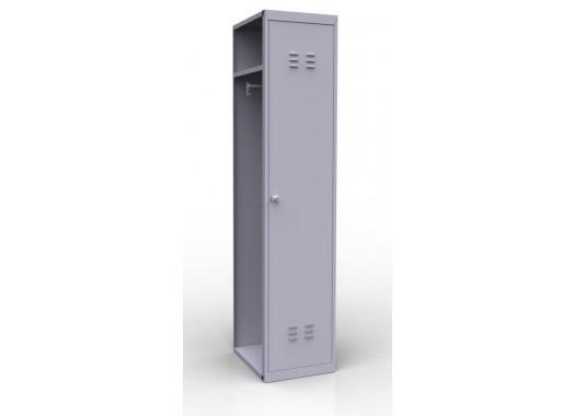 Шкаф раздевальный ШР-11 L400 доп. секция