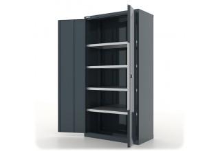 "Шкаф инструментальный ""Premium"" 1000х500х1950h мм., с 4 полками - 13.1041"