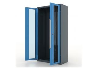"""Шкаф инструментальный """"Premium"""" двери со стеклом 1000х500х1950h мм - 13.9002"""