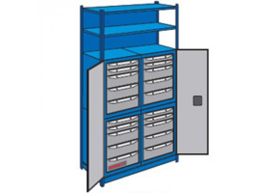 Шкаф инструментальный ST-5