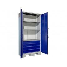Инструментальный шкаф тяжелый AMH TC-003040
