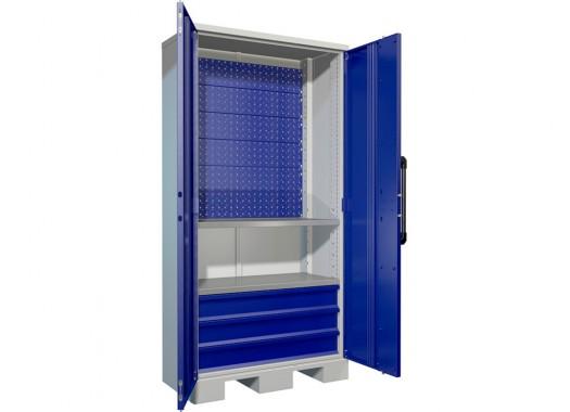 Инструментальный шкаф тяжелый AMH TC-062030