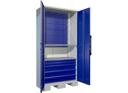 Инструментальный шкаф тяжелый AMH TC-062032