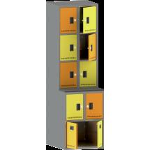 Гардеробный шкаф для вещей и сумок КХС 9