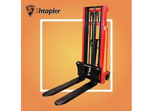 Ручной гидравлический штабелер Shtapler CTY plus 1500 1.5т х 2.5м