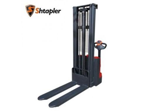 Штабелер электрический самоходный Shtapler CTD 1.5 х 3M без платформы оператора