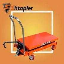 Стол подъемный гидравлический Shtapler PTS 350 AA 0.35т