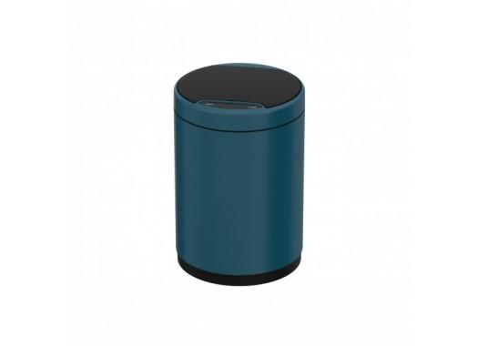 Сенсорное мусорное ведро JAVA Midy 9L Moon Blue