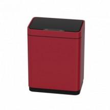 Сенсорное мусорное ведро JAVA Vagas 16L Red