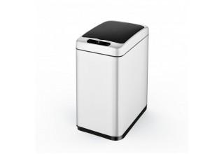 Сенсорное мусорное ведро JAVA Mary 8L White