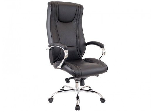 Кресло Argo М экокожа черная