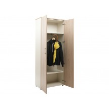 Шкаф NW 2080L для одежды вяз натуральный / бежевый