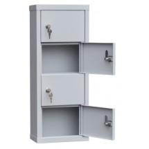 Шкаф для хранения мобильных телефонов на 4 ячейки Сотел-4