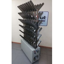 Модуль для сушки обуви Спрут Н-54 INOX (нерж.сталь)