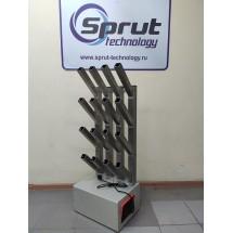 Модуль для сушки обуви Спрут INOX-Н8 (нерж.сталь)