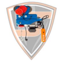 Таль электрическая передвижная Shtapler PA 1000/500 кг, 6/12м