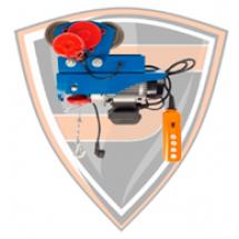 Таль электрическая передвижная Shtapler PA 1000/500 кг, 10/20м