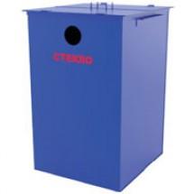 Контейнер для раздельного сбора мусора ТС-73 (стекло)