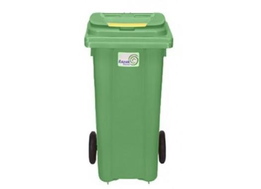 Пластиковый контейнер для мусора 120
