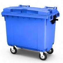 Пластиковый контейнер для мусора 660
