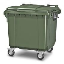 Пластиковый евроконтейнер для мусора ТС-1100