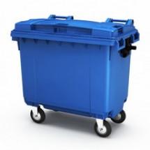 Пластиковый контейнер для мусора ТС-660 (РФ)
