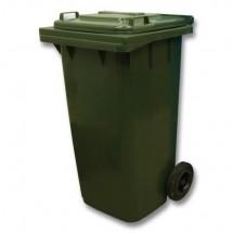 Пластиковый контейнер для мусора ТС-240 (РФ)