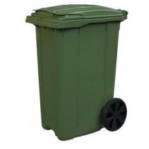 Пластиковый контейнер для мусора ТС-360 (РФ)