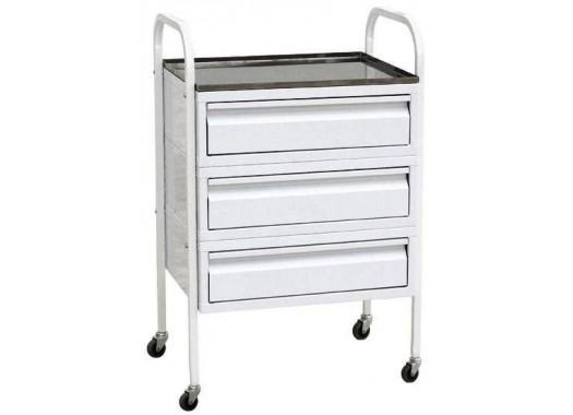 Стол манипуляционный c тремя ящиками