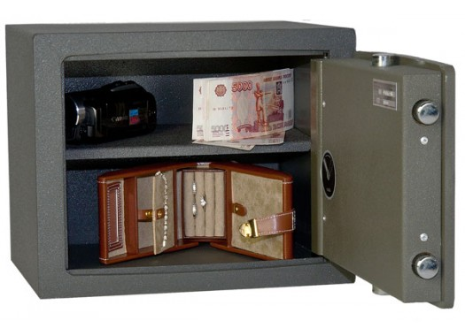Взломостойкий сейф NTR-22LG