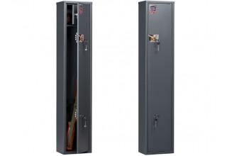 Оружейный шкаф для ружья без ложементов Чирок 1318 (Чирок)