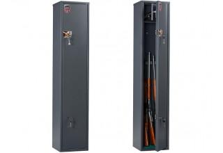 Оружейный шкаф на 3 ружья Чирок 1528 (Кречет)