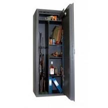 Оружейный сейф на 3-5 ружей TSS 160 M